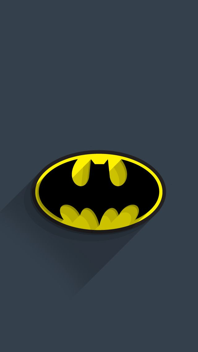 TAP AND GET THE FREE APP! Art Creative Batman Logo Movie