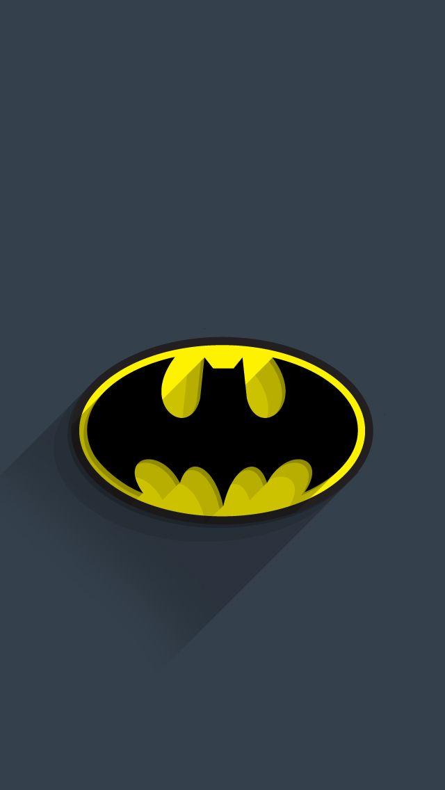 TAP AND GET THE FREE APP! Art Creative Batman Logo Movie
