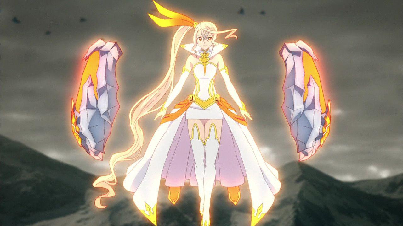 Alisha Earth Kamui Tales Of Zestiria The X Personnages