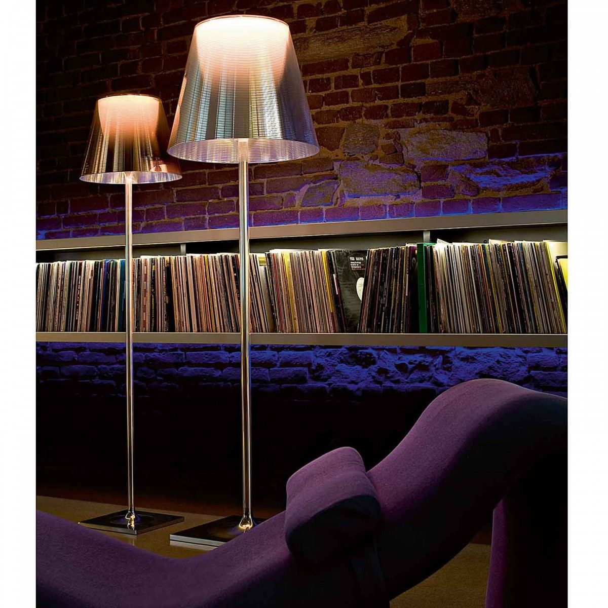 Ktribe f2 floor lamp by philippe starck for flos 21st century ktribe f2 floor lamp by philippe starck for flos aloadofball Choice Image