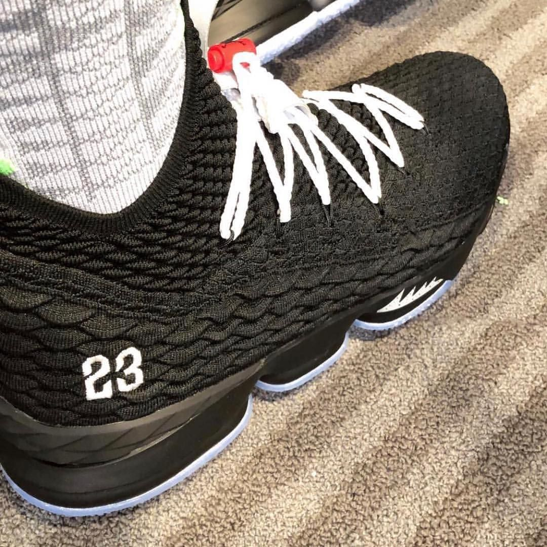 Nike LeBron 15 x Air Jordan 5