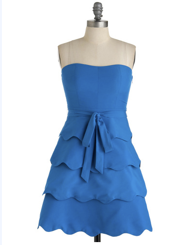 Perfect dress for a springtime cocktail party. Found on Wish: http://bit.ly/zthBoY