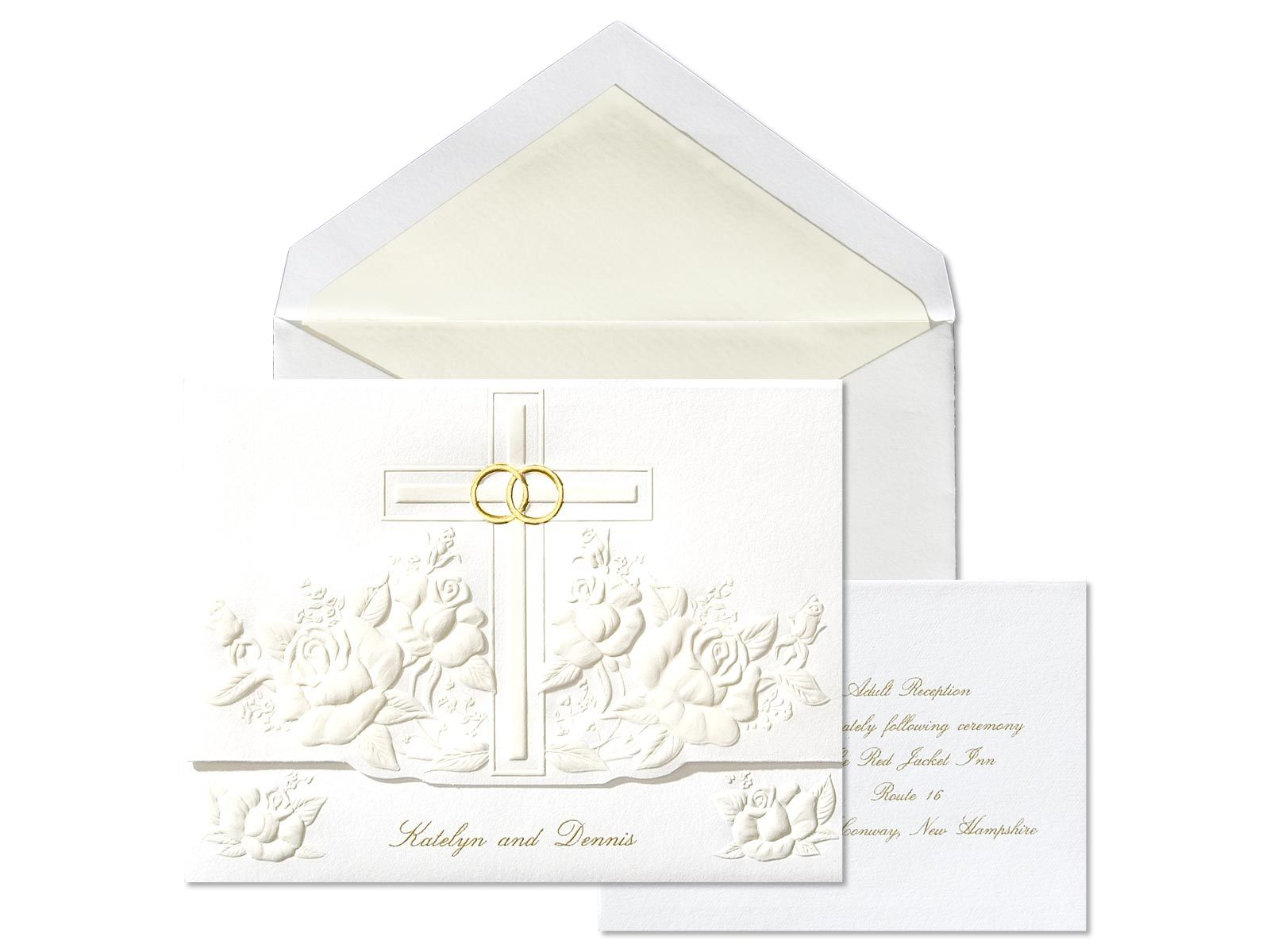 Unique Christian Wedding Invitations 12 Ideas with Christian Wedding ...