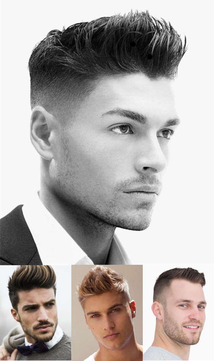 Best Widowus Peak Hairstyles For Men  Marvelouse Manley mane of