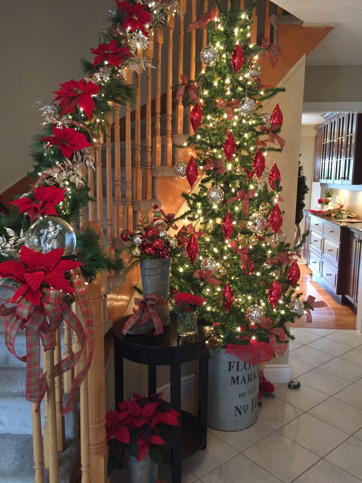 Pin de leslie cabrera en decoracion festividades for Decoracion christmas navidenos