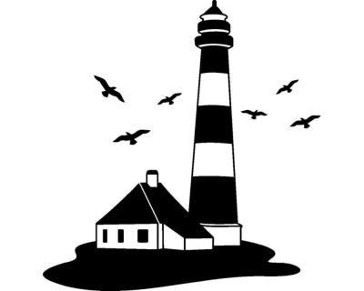Wandtattoo Leuchtturm Wandtattoo Lighthouse Pinterest