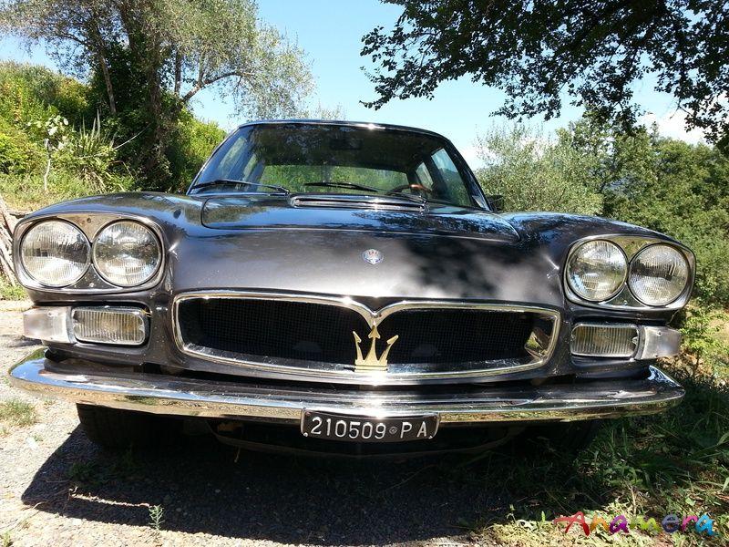 1968 Maserati Quattroporte I for sale | Maserati ...