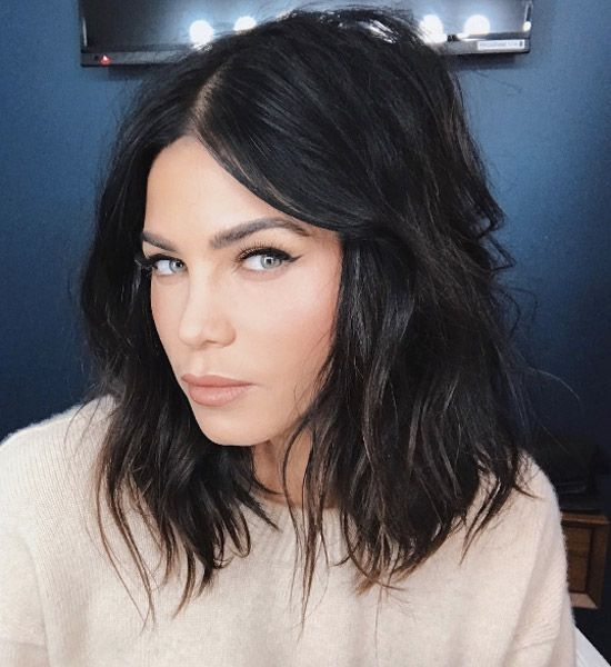 40 Low Maintenance Lob Haircuts For Women Hair Hair Cuts Hair