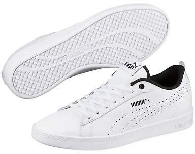 f5a07e57b6e Details about PUMA Smash v2 Perf Women's Sneakers Women Shoe Basics ...