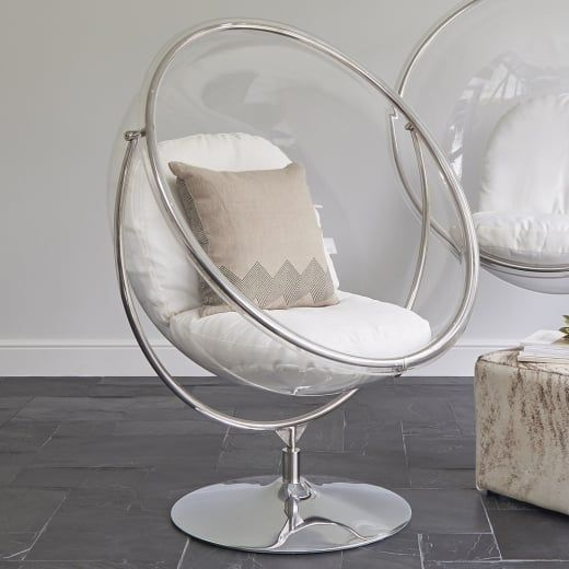 Superieur Wallace Sacks Bubble Inspired Chair On Stand