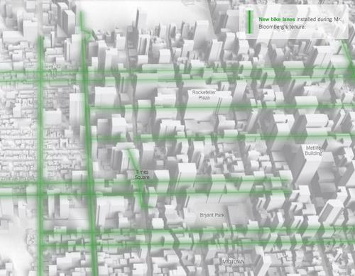 cityrepresent:   Reshaping New York From buildings to bike lanes...