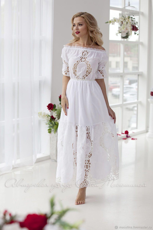 b6c6a91f8d8 Платья ручной работы. Заказать Платье