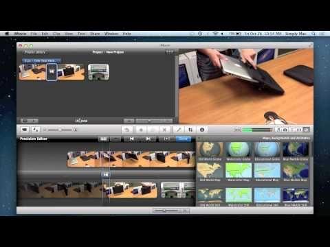 iMovie 101 Some iMovie basics to get started. SimplyMac