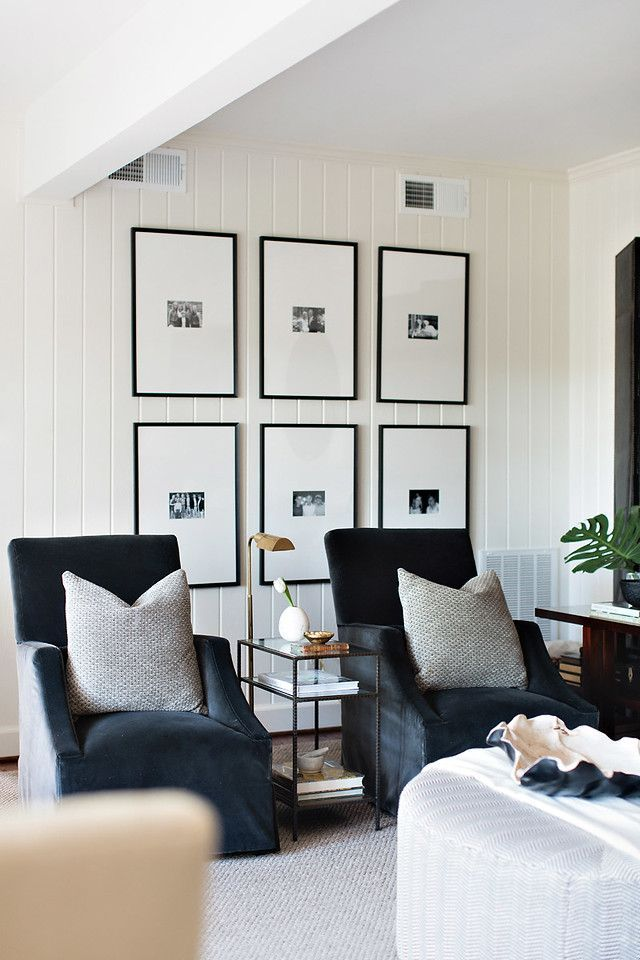 Sitting are: Design by Dana Wolton Interiors