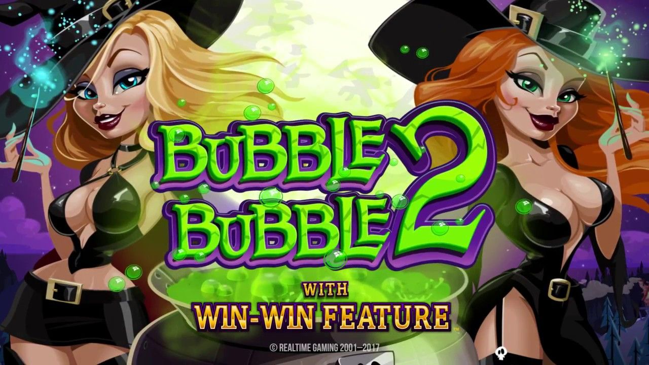 Out Now BubbleBubble2Slot by RTG try now for Fun or Real