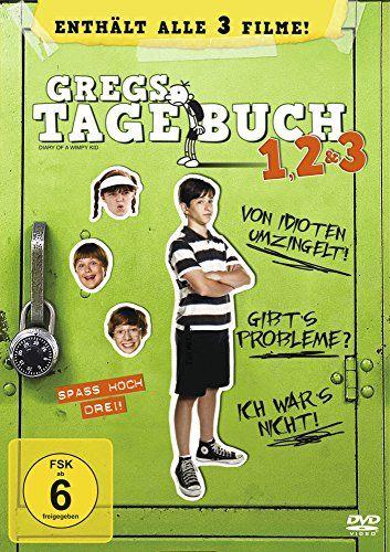 Gregs Tagebuch 1, 2 & 3 [3 DVDs] Twentieth Century Fox of Germany GmbH http://www.amazon.de/dp/B00A3O3GCM/ref=cm_sw_r_pi_dp_WioVwb13N72XM