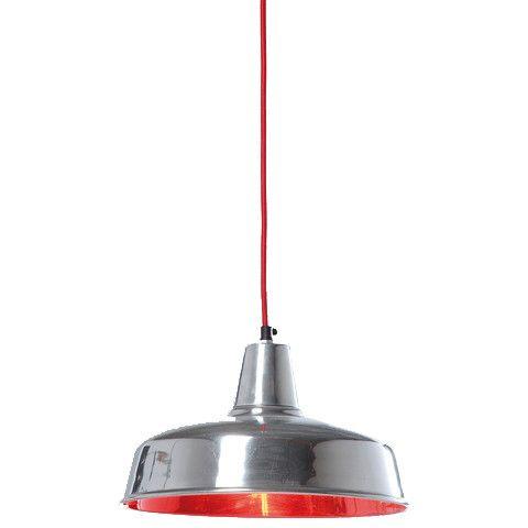 TPM-LAMPARA DE TECHO INSIDE RED