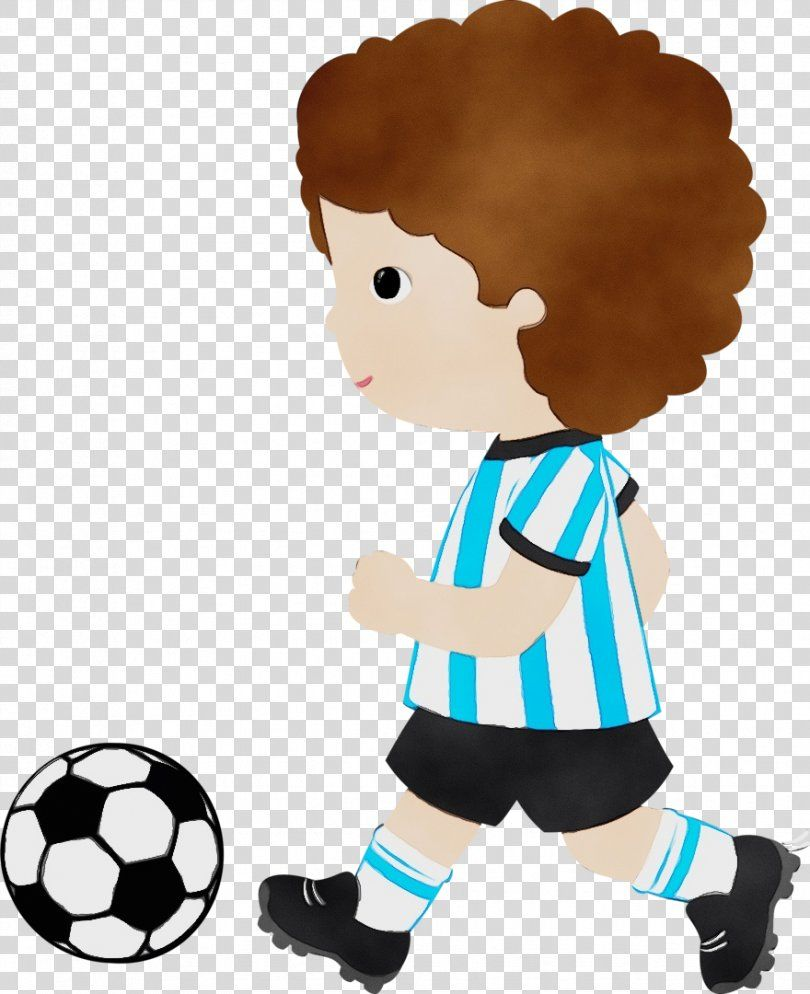 Soccer Ball Child Soccer Kick Png Watercolor Ball Ball Game Brazil National Football Team Cartoon In 2020 Soccer Ball National Football Teams Soccer