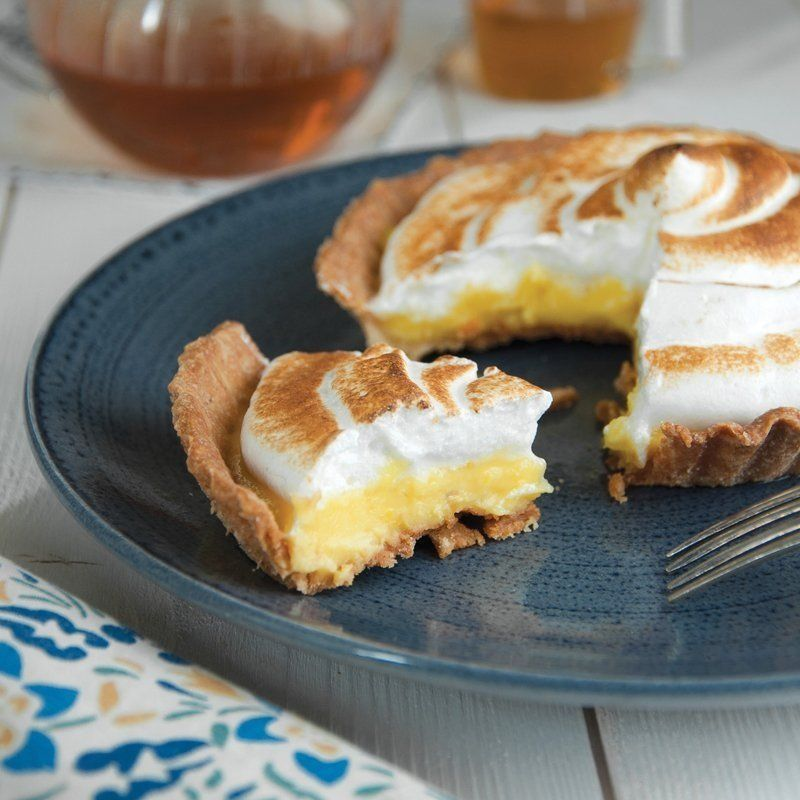Photo of Simple lemon meringue cake – #meringue #simple #torte #z …