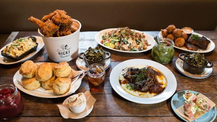 Review Jct Kitchen Still A Hit After 10 Years Atlanta Food Atlanta Eats Atlanta Restaurants