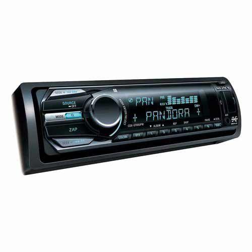 Sony Cdxgt66upw Fm Am Compact Disc Player Marine Stereo Marine Electronics Usb Music