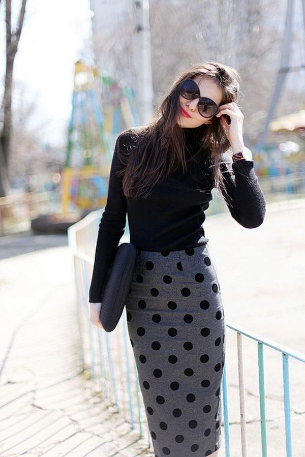 140 Casual Work Outfits Ideas 2018 | Pencil skirts, Casual work