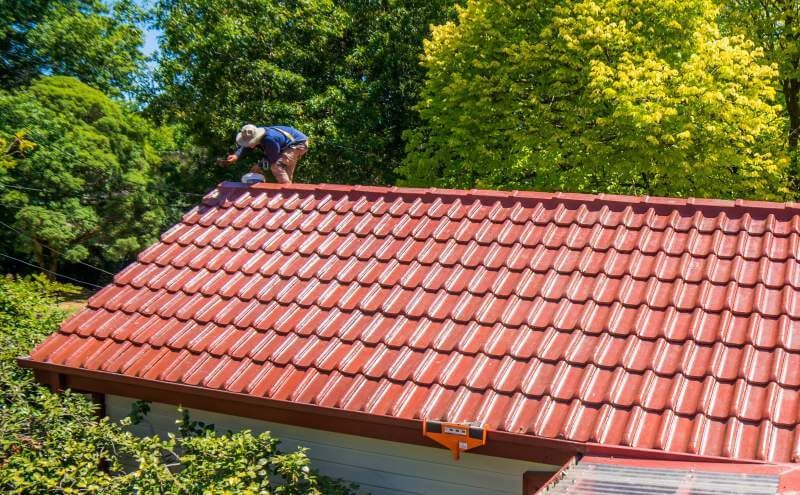 We Offer A Range Of Professional Cleaning Services To Meet Your Individual Needs And Requirements Our T Roof Restoration Terracotta Roof Terracotta Roof Tiles