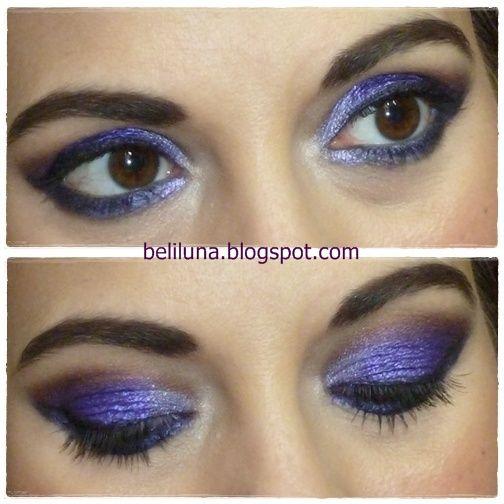 BeliLuna: Reto Viciously Blogger: Violeta