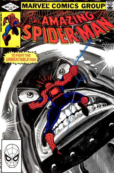 The Amazing Spider-Man #230 - July 1982