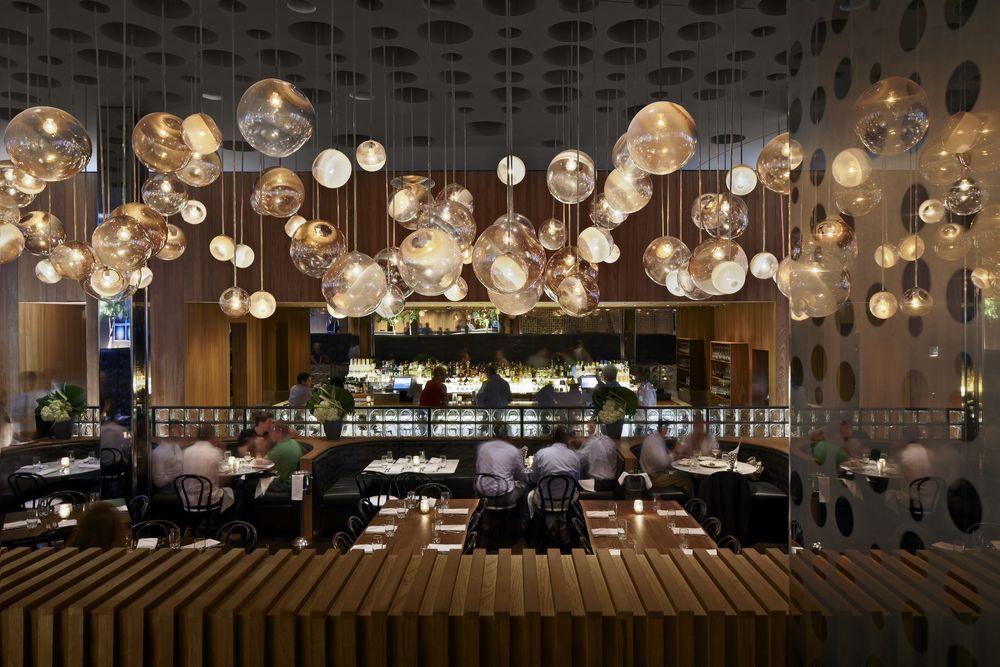 Open Restaurant Kitchen Designs