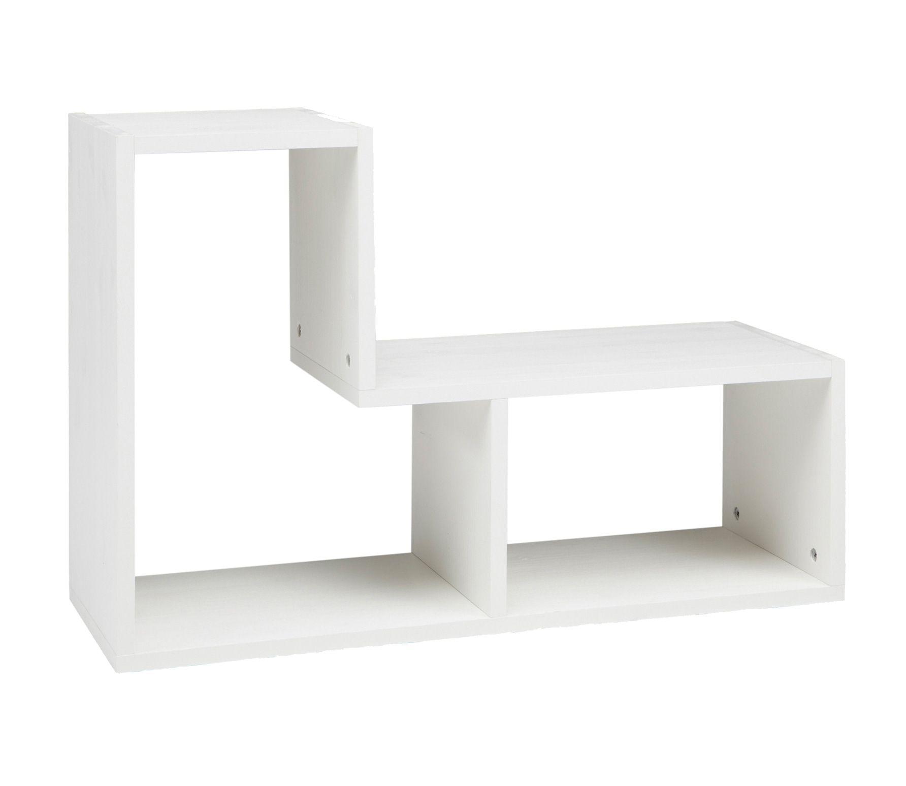 Schon Voorbeeld Van Losse Set Tbv Stapelkast Tetris Geborsteld Wit Grenen WOOOD  49,95 Via Bijv