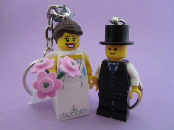 Keychain / Phone Strap (Wedding Bride and Groom) Valentine's Day ...