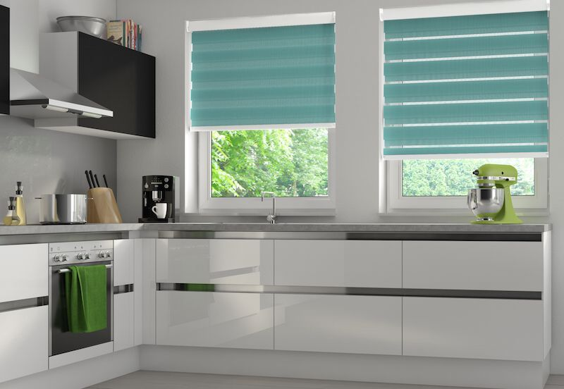 7 Astonishing Useful Ideas Wooden Blinds Outside Mount Teal Kitchen