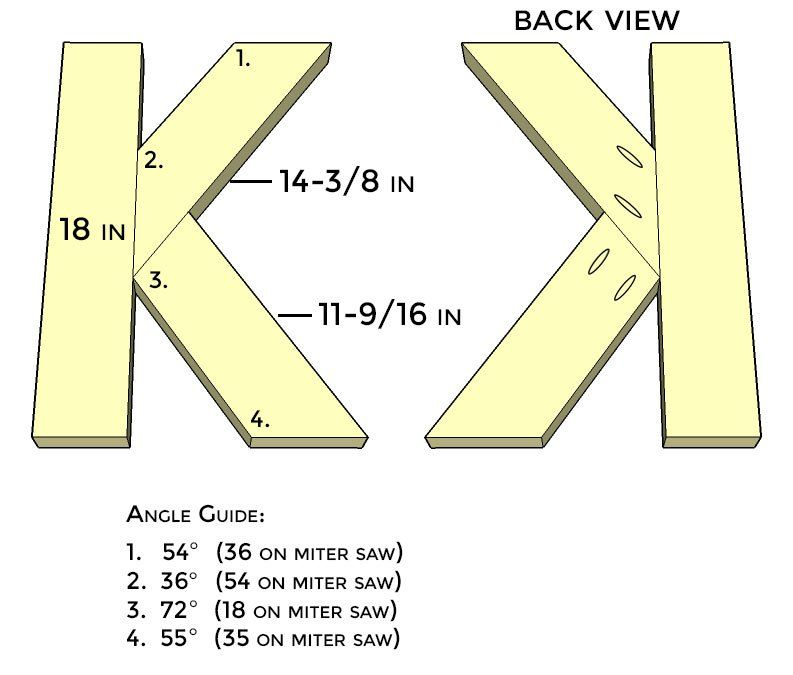 Wood letter plans a m better when built letters pinterest wood letter plans a m better when built spiritdancerdesigns Images
