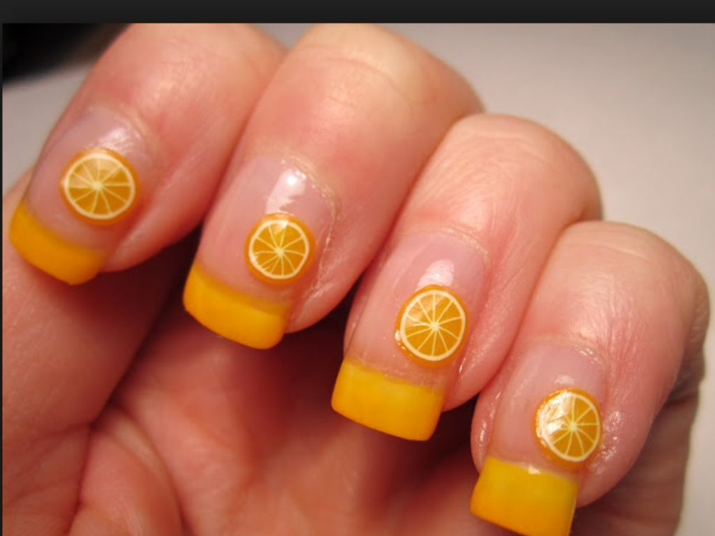 Cute and simple nails nails and beauty pinterest