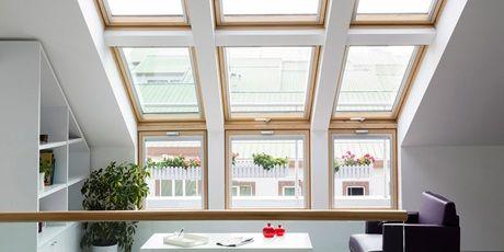 Ventanas de tejado VELUX INTEGRA®: accionadas por mando a distancia y programables