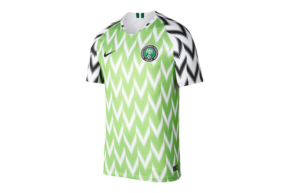 Nike S Sold Out Nigerian World Cup Jersey Is Reselling For Three Times The Price World Cup Jerseys Soccer Jersey Soccer World