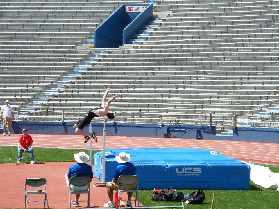High jump Track & Field UWMPanthers High jump, Sport