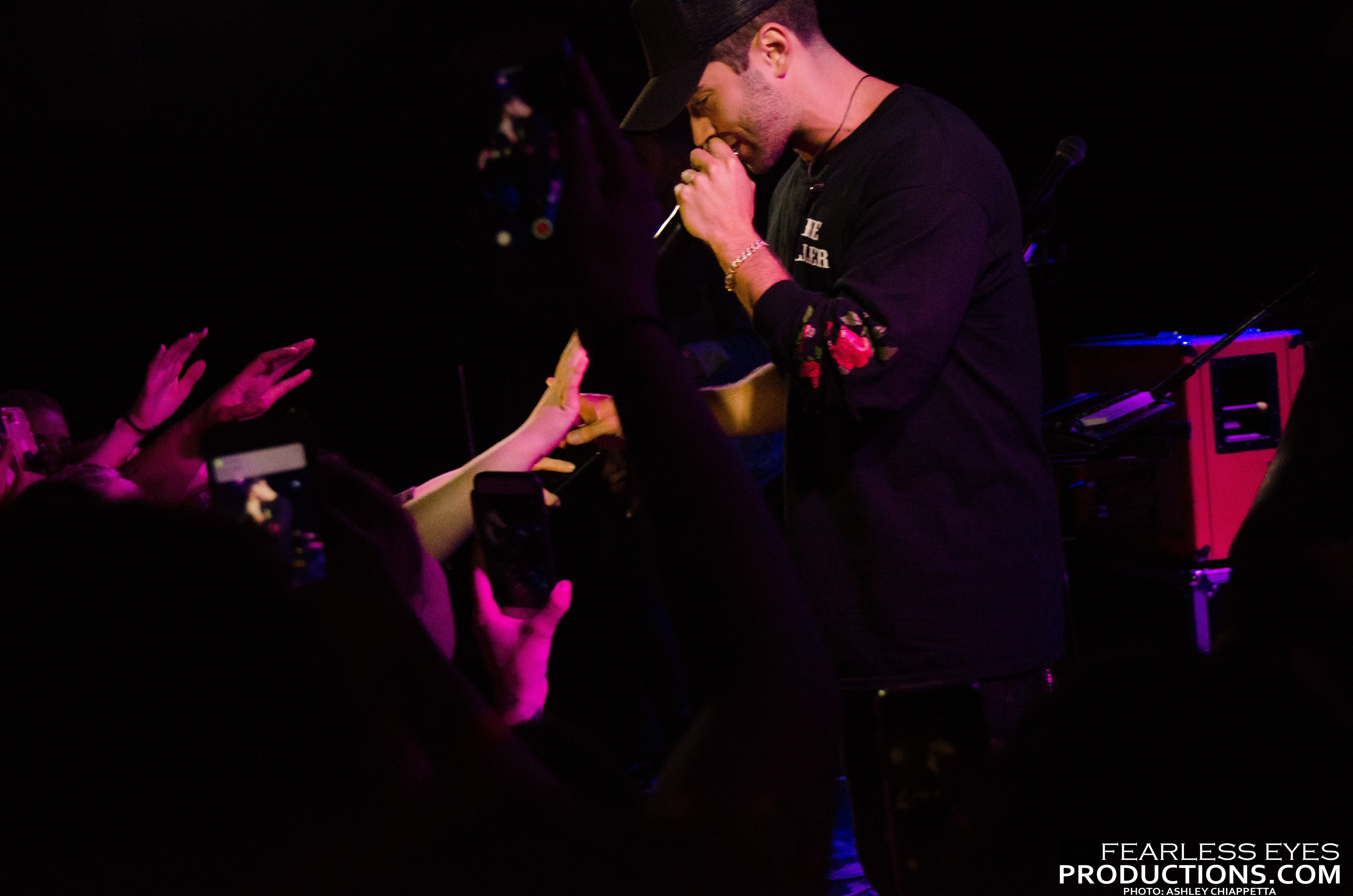 Jake Miller wows sold-out First Avenue – 7th St Entry crowd despite