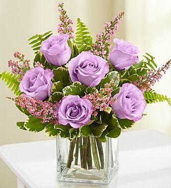 Love S Embrace Roses Purple From 1 800 Flowers Com In 2020 Flower Arrangements Simple Fresh Flowers Arrangements Flower Delivery