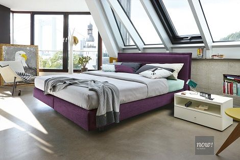 Boxspring now by hulsta design hulsta slaapkamers ledikant
