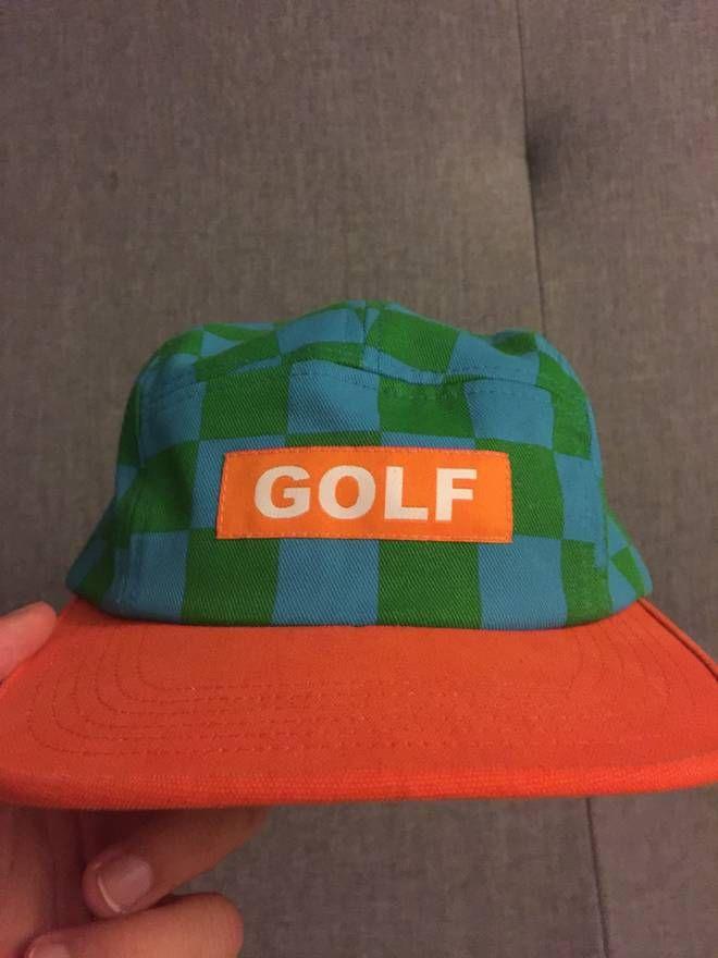 Golf Wang Checkered 5-Panel Size ONE SIZE  dd65e71e693
