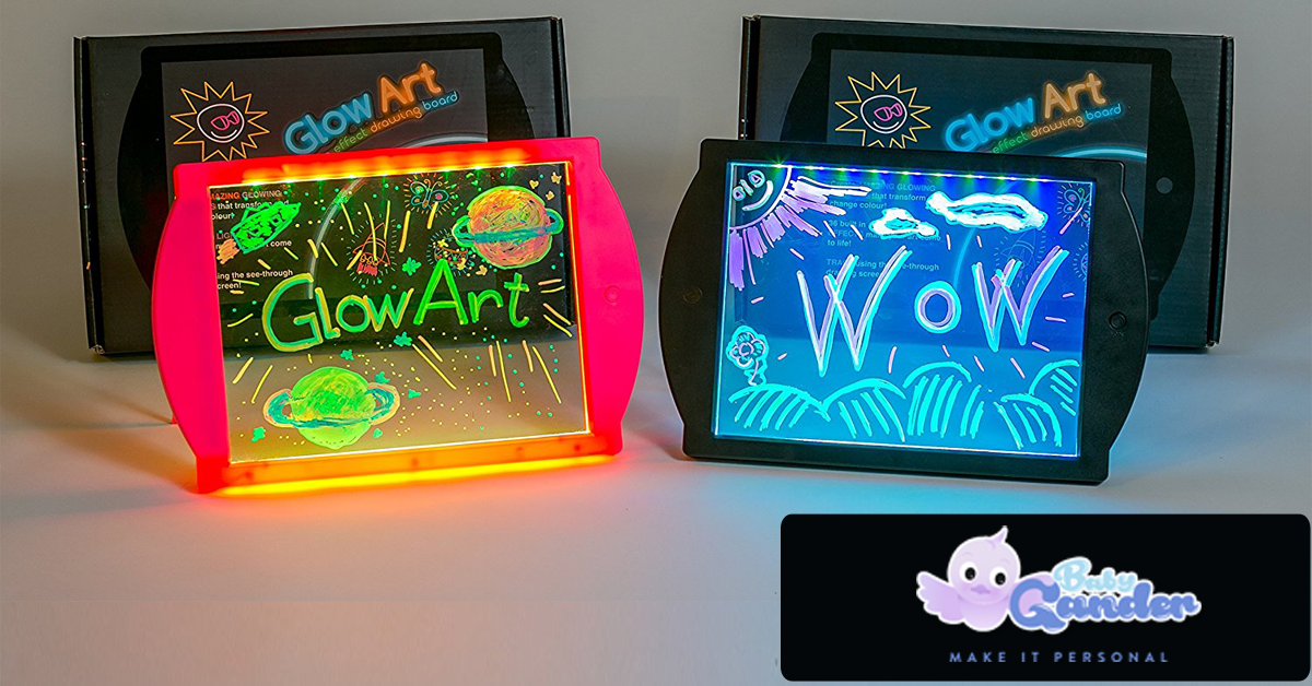 Buy Toys Glow Art Drawingboard Online In Dubai At Best Price From