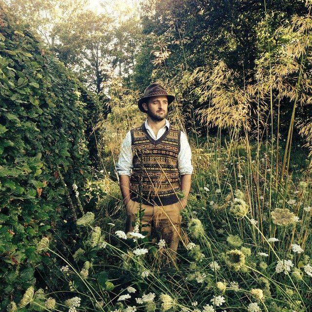 Ben the Head Gardener by Andrew Montgomery