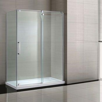 Costco Wholesale Shower Shower Stall Frameless Sliding Shower Doors