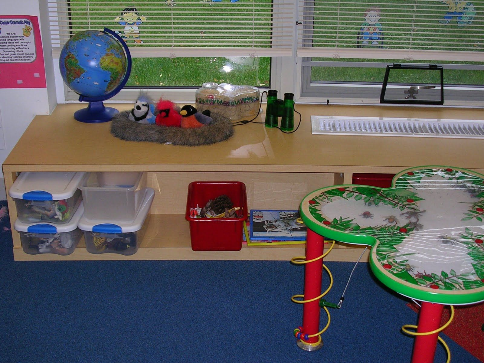 clutter free classroom science u0026 social studies centers setting