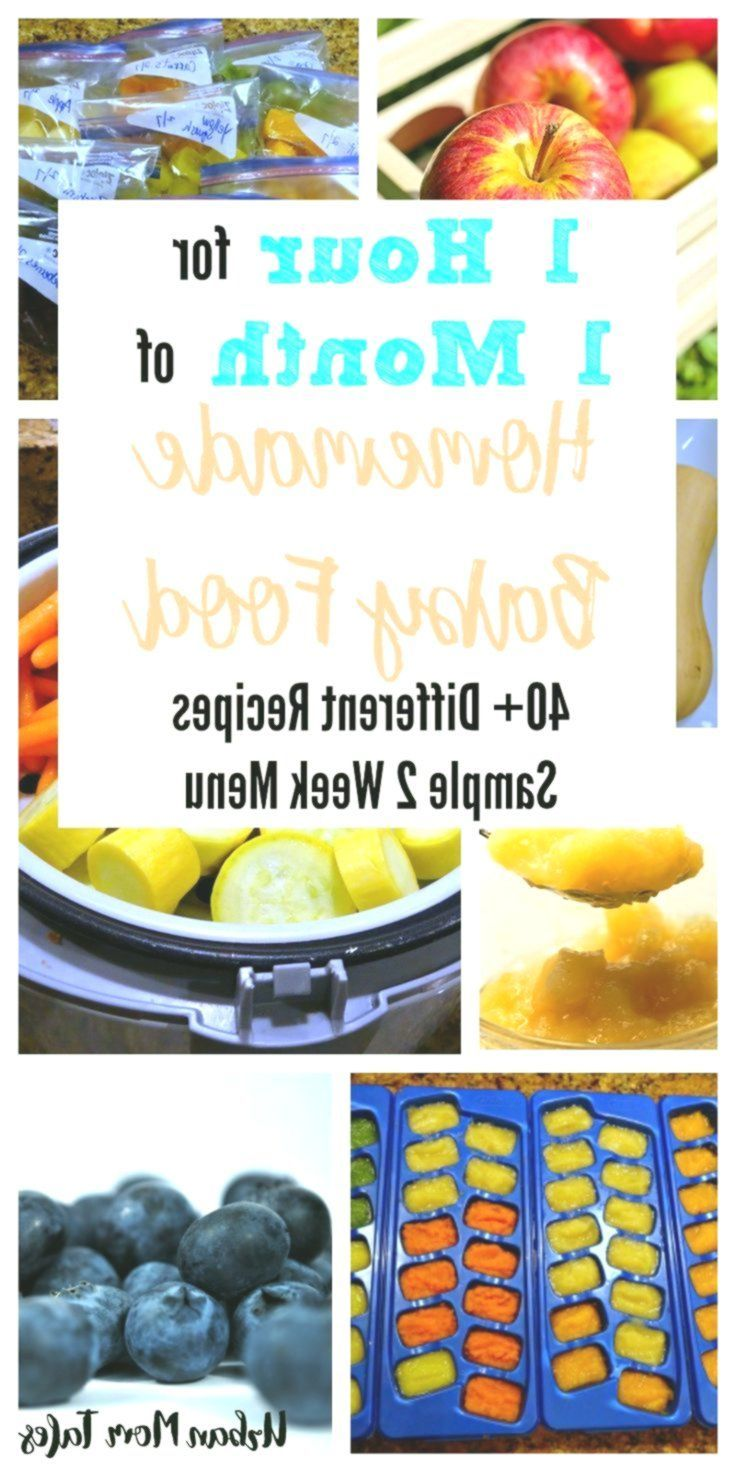 One Hour for One Month's Worth of Homemade Baby Food- with 40+ Stage 1 Recipes!, #baby #food #homemade #Hour #Months #Recipes #Stage #Worth,Wanting to make homemade baby food in one afternoon? Try this strategy to get a month's worth of food in one hour with 40+ Stage 1 Baby Food Recip... #babyfoodrecipesstage1 One Hour for One Month's Worth of Homemade Baby Food- with 40+ Stage 1 Recipes!, #baby #food #homemade #Hour #Months #Recipes #Stage #Worth,Wanting to make homemade baby food in one after #babyfoodrecipesstage1