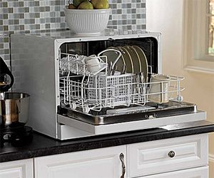 Countertop Dishwasher | Pinterest | Dishwashers, College and Students