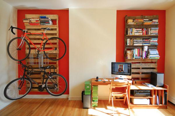 Bücherregal wand selber bauen  regale-selber-bauen-wunderschönes-design- originelle gestaltung ...