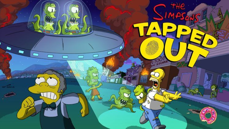 The Simpsons Tapped Out Hack Free Donuts And Cash No Survey